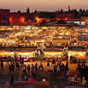 Marrakech the Miracle of Morocco