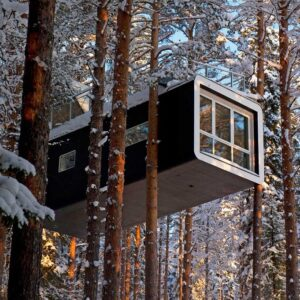 World's Most Unusual Hotels: Tree Hotel
