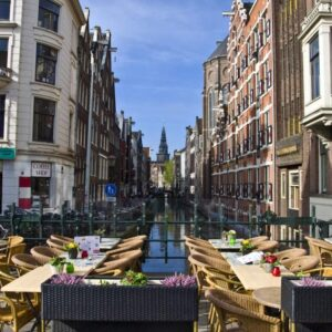 A Tourist's Guide to Amsterdam
