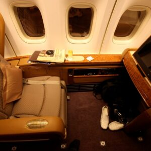 The World's Most Luxurious Airline Cabins