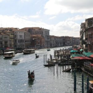 A Tourist's Guide to Venice